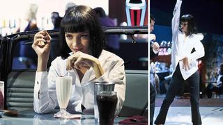 Mia Wallace (Pulp Fiction, 1994):  Karakter Fillm Tahun '90-an yang Bisa Menjadi Style Icon Kamu